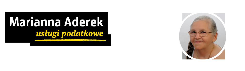 Marianna Aderek Logo